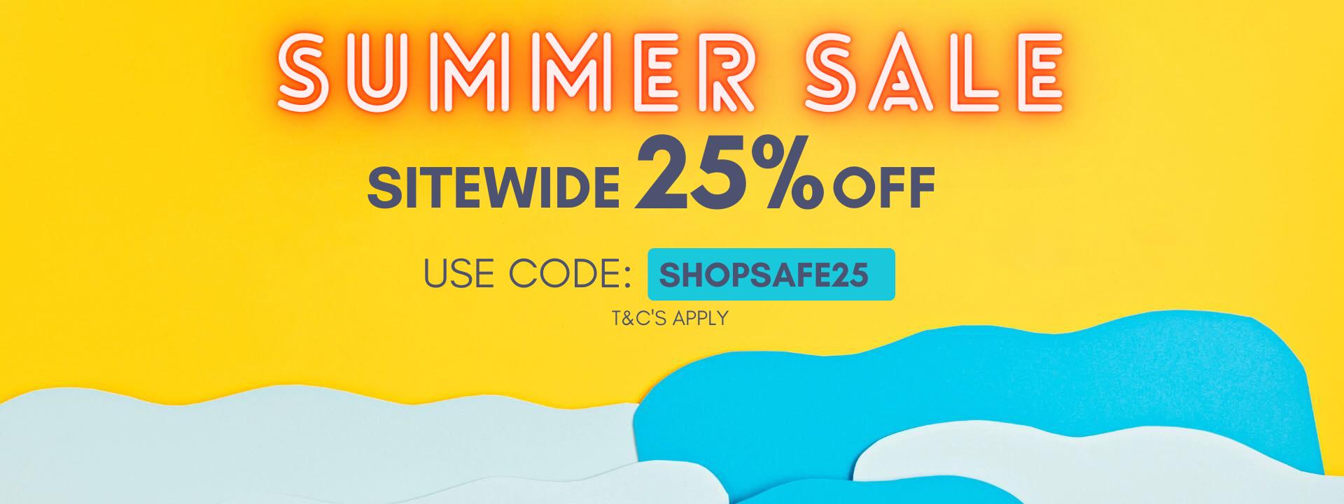 July Summer Sale